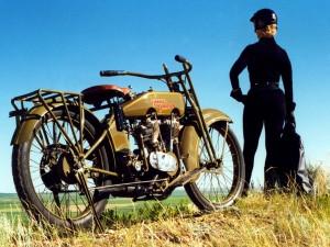 1922 Harley Davidson