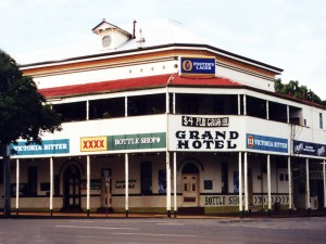 Grand Hotel, Childers Queensland