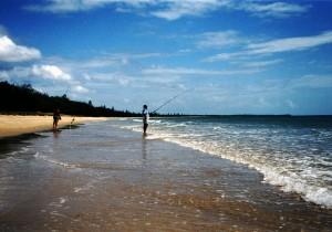 Hervey Bay, the Gold Coast, Australia